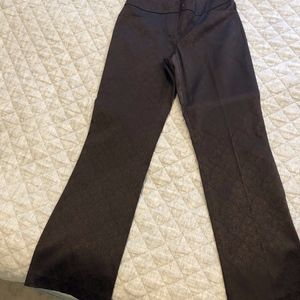 Kenneth Cole textured pants
